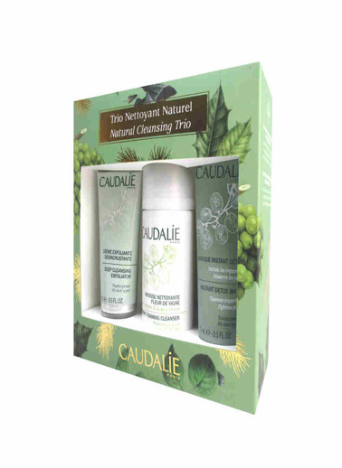 Caudalie CAUDALIE Natural Cleansing Trio Set Renksiz